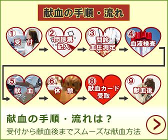 献血の手順や流れは? 受付から献血後までスムーズな献血方法